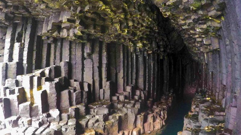 isola di staffa - grotta di fingal
