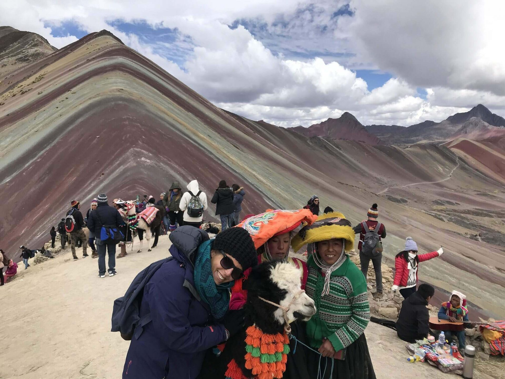 state of love and travel perù vinicunca