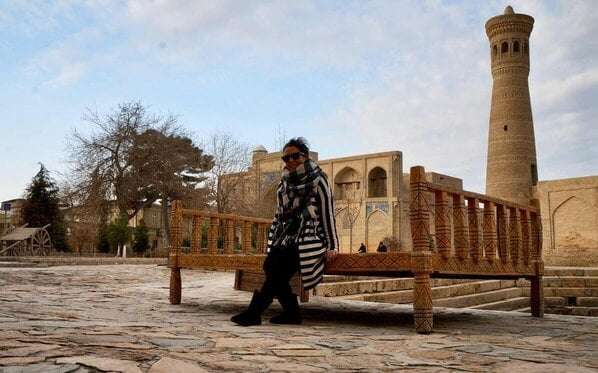 state of love and travel uzbekistan