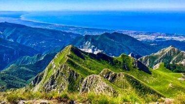 Si può andare in montagna in zona arancione?