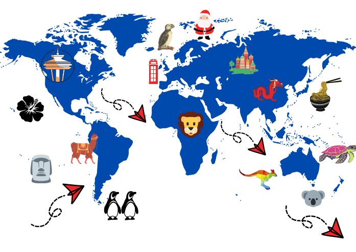 itinerari - blog di viaggi