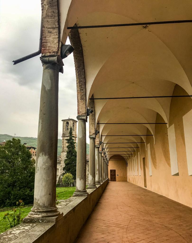 Bobbio - abbazia di San Colombano