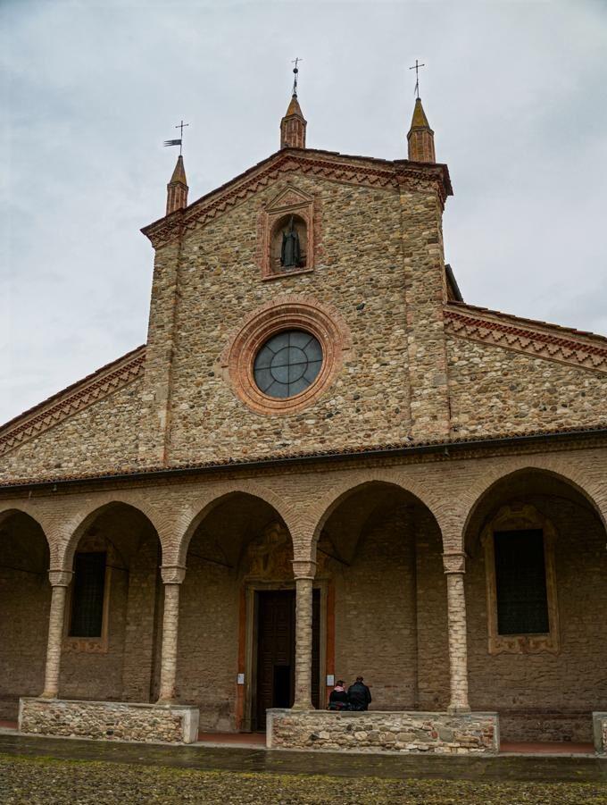 Bobbio e l'abbazia di San Colombano