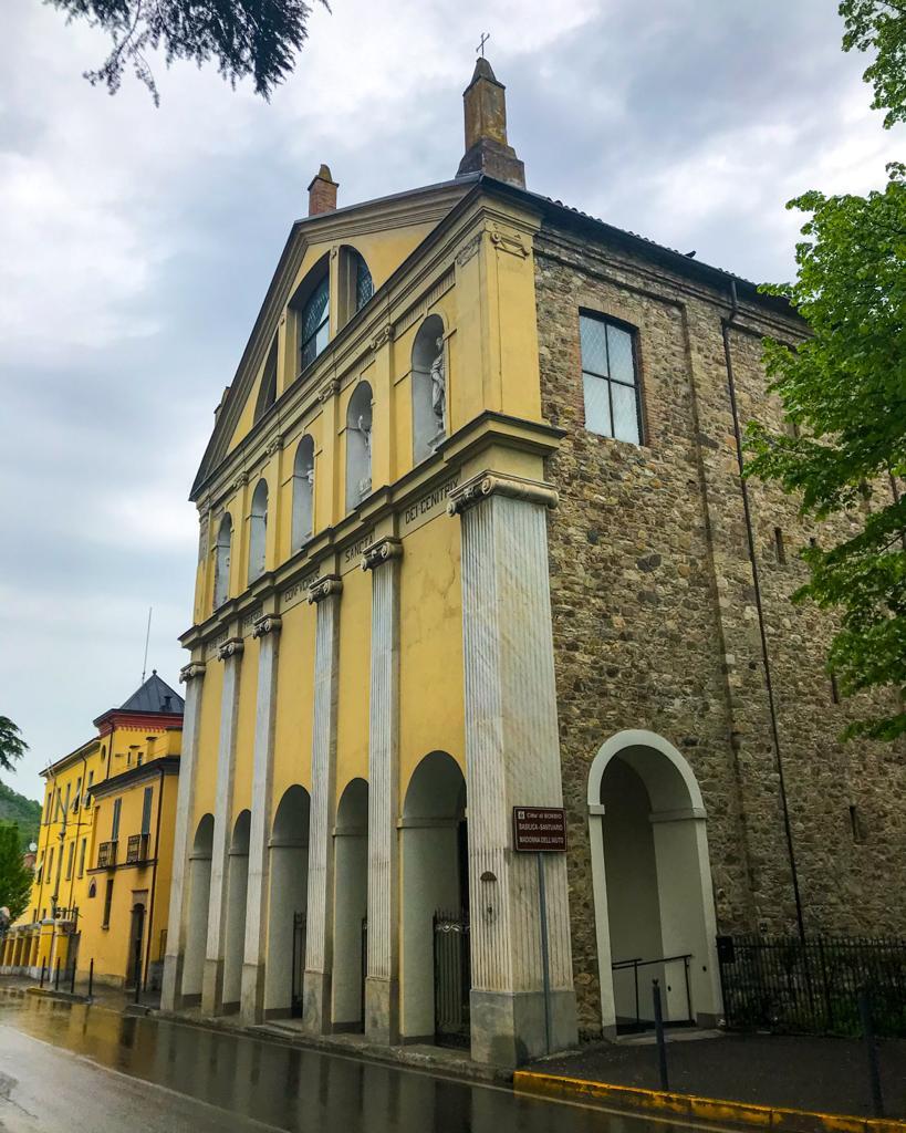 Santuario della Madonna dell'Aiuto - Bobbio