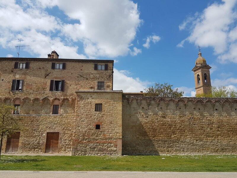 Toscana itinerario 5 giorni - borghi