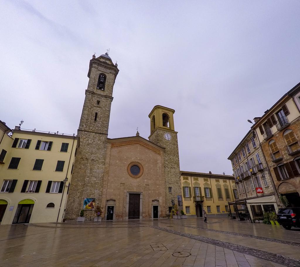 cosa vedere a Bobbio - piazza Duomo
