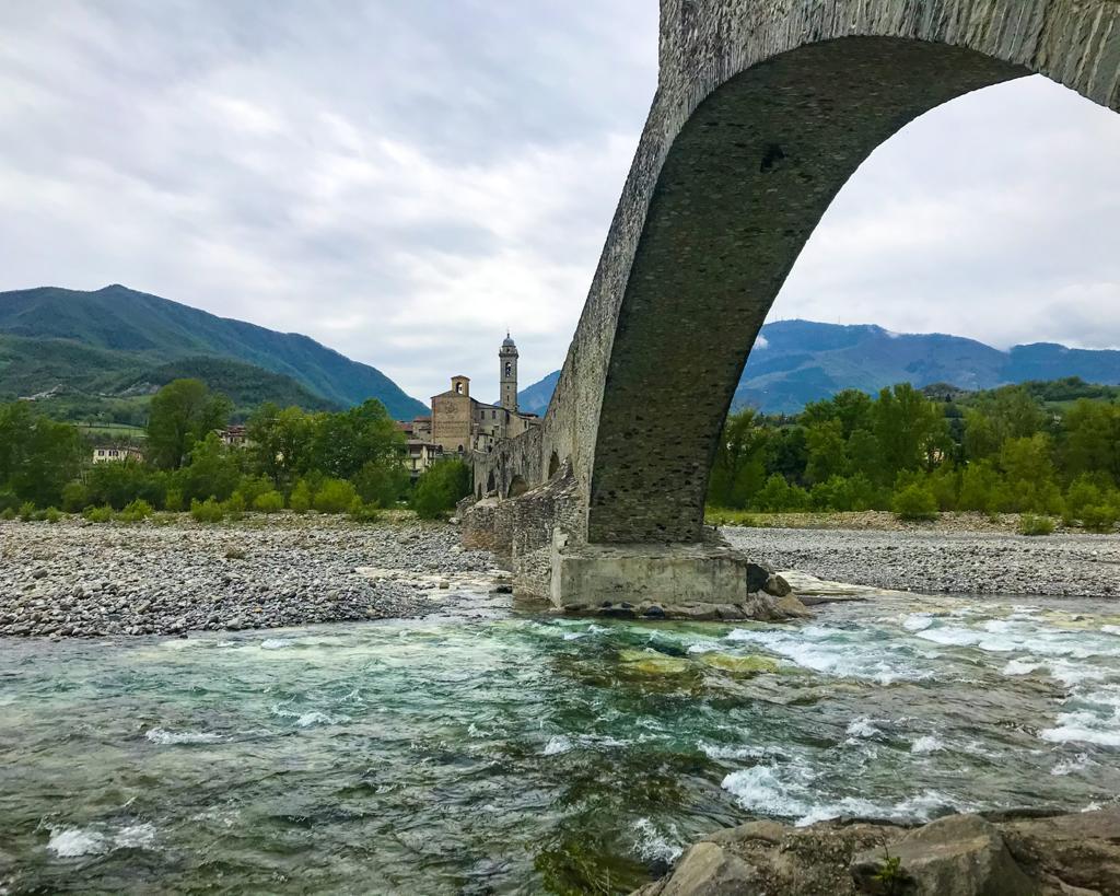 cosa vedere a Bobbio - ponte Gobbo