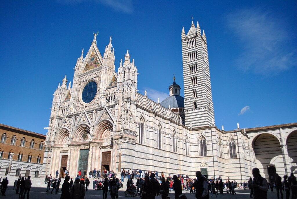 itinerario 5 giorni toscana Siena e dintorni