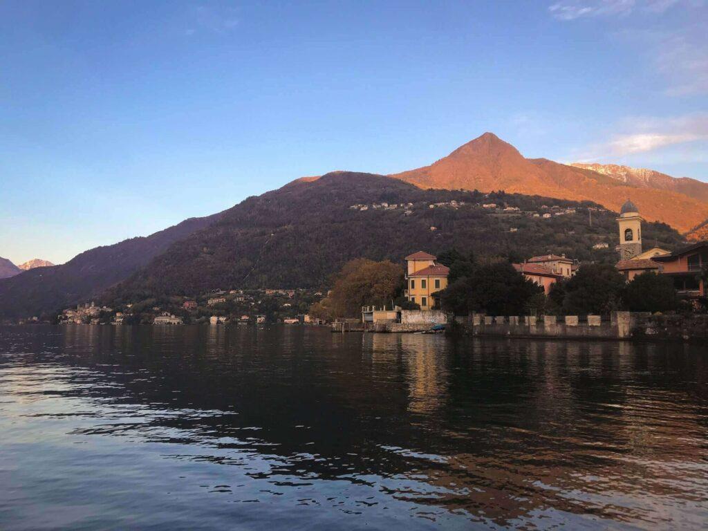 mete insolite sul Lago di Como - Dervio
