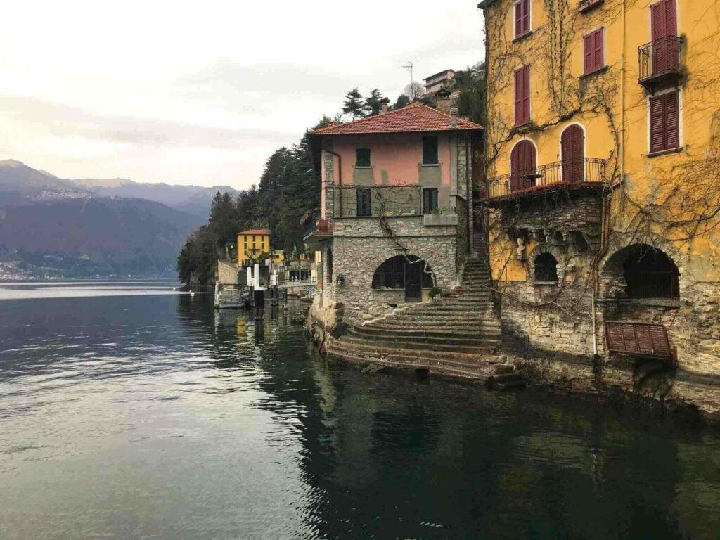 mete insolite sul Lago di Como - Nesso