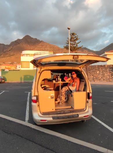 Van Tenerife Bajamar