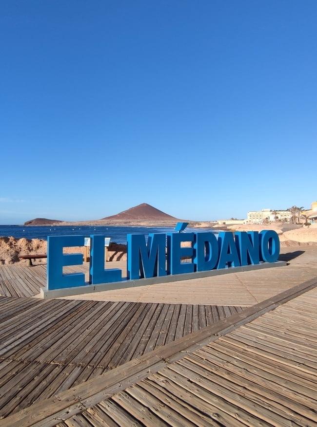 Van a Tenerife - El Medano