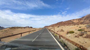 viaggio in van Tenerife _Teide