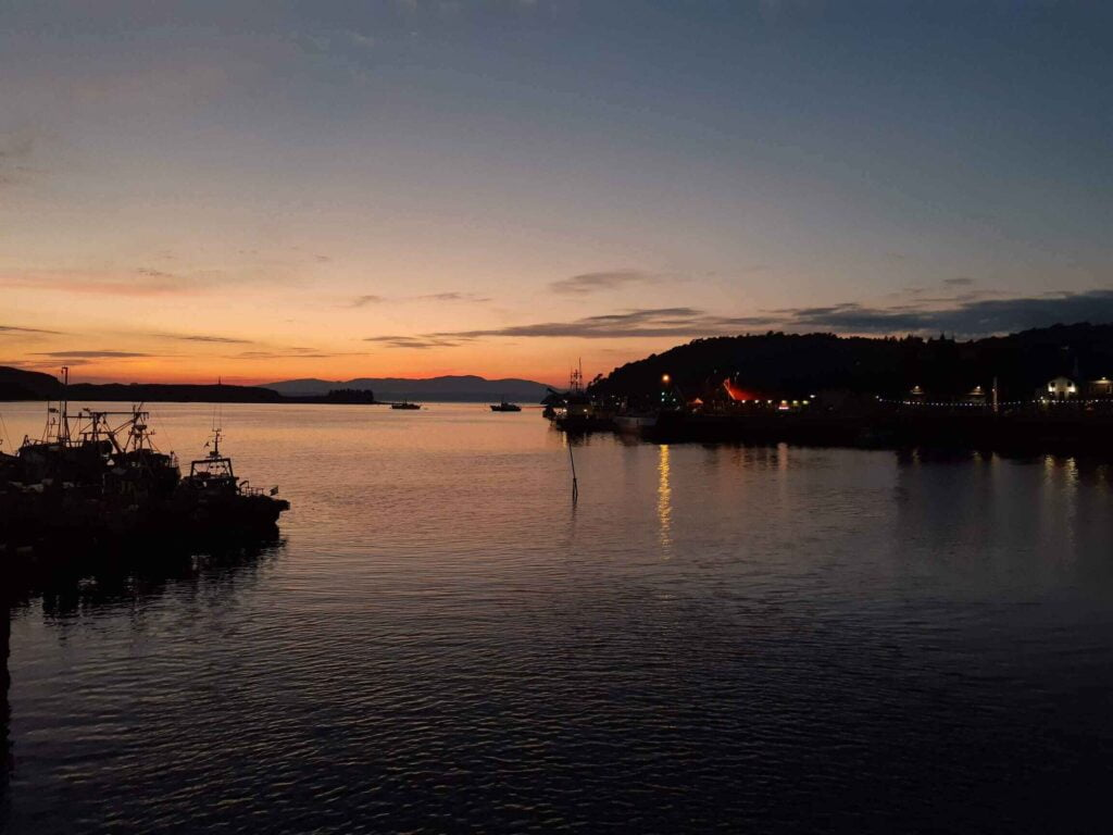 Oban - Scozia