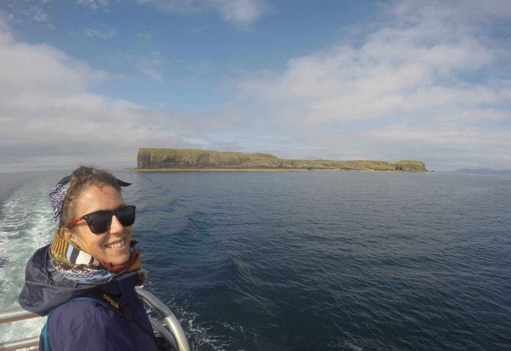 isola di Staffa + Treshnish Isles